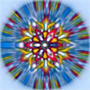 Mandala 70 Poster