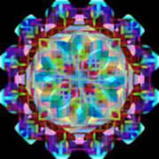 Mandala 9725 Poster