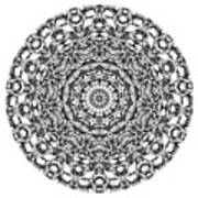 Mandala - Amulet 867 For Those Born In ..... Poster