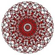 Mandala - Amulet 868 For Those Born In ..... Poster