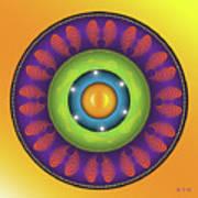 Mandala N0.1 Poster