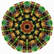 Mandala - Talisman 1103 - Order Your Talisman. Poster