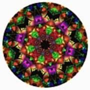 Mandala - Talisman 1105 - Order Your Talisman. Poster