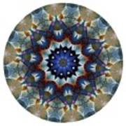 Mandala - Talisman 1120 - Order Your Talisman. Poster