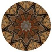 Mandala - Talisman 1333 Poster