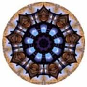 Mandala - Talisman 1396 Poster