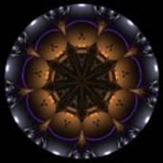 Mandala - Talisman 1431 Poster