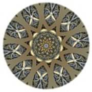 Mandala - Talisman 1434 Poster
