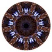 Mandala - Talisman 1436 Poster