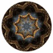 Mandala - Talisman 1444 Poster