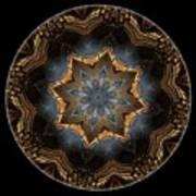 Mandala - Talisman 1445 Poster