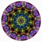 Mandala - Talisman 1526 Poster