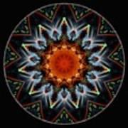 Mandala - Talisman 1538 Poster