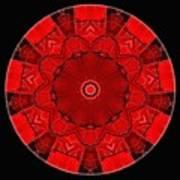 Mandala - Talisman 1542 Poster