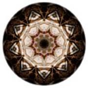 Mandala - Talisman 3707 Poster