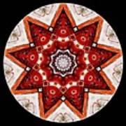 Mandala - Talisman 4009 Poster