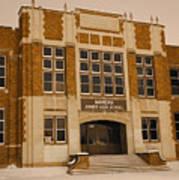 Mandan Jr High School 1 Poster