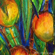 Mango Tree Poster