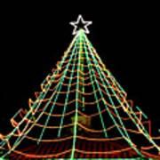 Manhattan Beach Christmas Poster