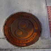Manhole I Poster