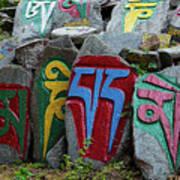 Mani Stones Poster