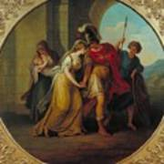 Manner Of Angelica Kauffman Poster