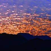 Manzanillo Sunset 3 Poster
