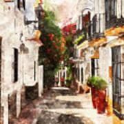 Marbella, Andalusia - 01 Poster