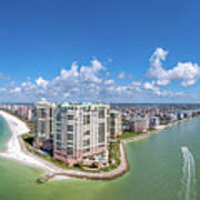 Marco Island Pano2 Poster
