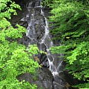 Margaurite Falls Berkshires Poster