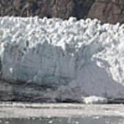 Margerie Glacier Poster