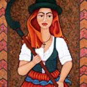 Maria Da Fonte - The Revolt Of Women Poster
