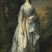 Maria Lady Eardley, 1766 Poster
