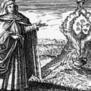 Maria The Jewess, First True Alchemist Poster