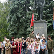 Mariage Under Lenin's Protection Poster