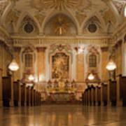 Marianische Mannerkongregation Munich Poster