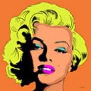 Marilyn-3 Poster