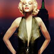 Marilyn Forever Poster