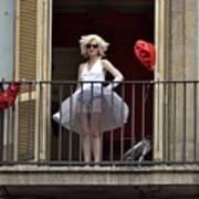 Marilyn Monroe Lookalike Poster