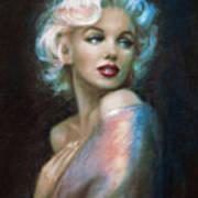 Marilyn Romantic Ww 6 A Poster