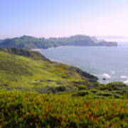 Marin Headlands 2 Poster