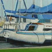 Marina No 5 Poster