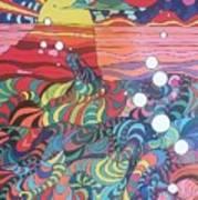 Marine Landscape Poster