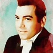 Mario Lanza, Hollywood Legend Poster