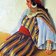 Mario Ridola Woman Poster