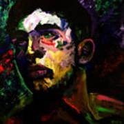 Mark Webster Artist - Dave C. 0410 Poster