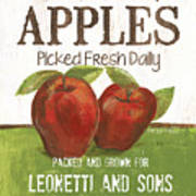 Market Fruit 2 Poster