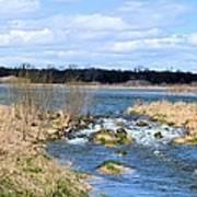 Marsh Spill Way Poster
