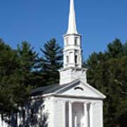 Martha-mary Chapel Poster