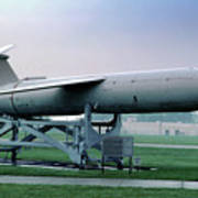 Martin Cgm-13b Mace Uav, Surface-to-surface Tactical Missile Poster